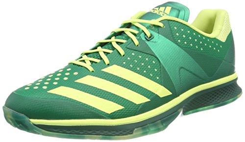 adidas Herren Counterblast Handballschuhe, grün