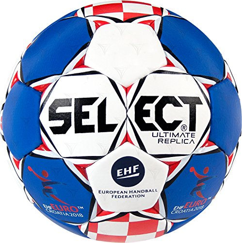 Select Ultimate Replica Ehf Euro 2018 Handball